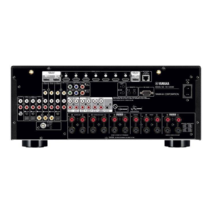 ampli Yamaha RX V2085 sau